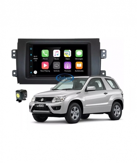 Radio Carplay Androidauto Gps Grand Vitara 2006 Al 2018